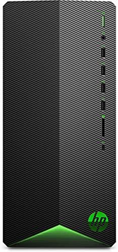 HP Pavilion Gaming TG01-1039nl DDR4-SDRAM i5-10400F Desktop Intel® Core™ i5 di decima generazione 8 GB 512 GB SSD Windows 10 Home PC Nero