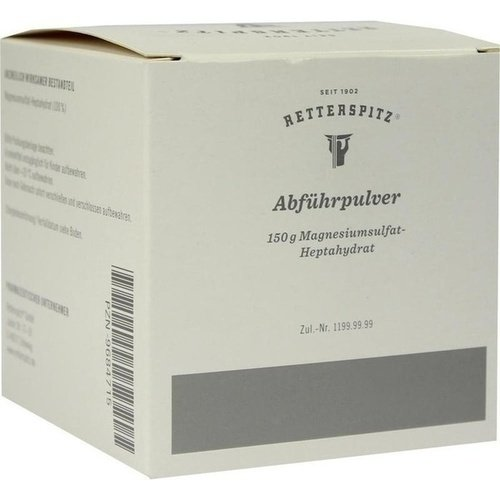 RETTERSPITZ Abführpulver 150 g