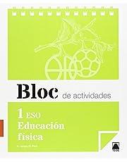 Bloc de actividades. Educación Física 1 ESO - 9788430790395