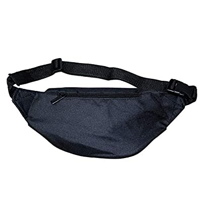 Bag Base Ceinture/tour de taille/sac banane en noir [Apparel]