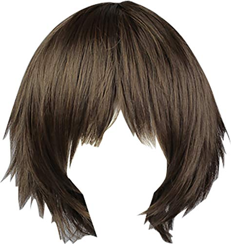 GSFDHDJS Mcoser Cosplay Perucke for Seraph of The end Yoichi Saotome