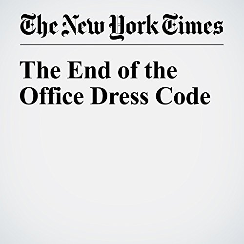 The End of the Office Dress Code cover art