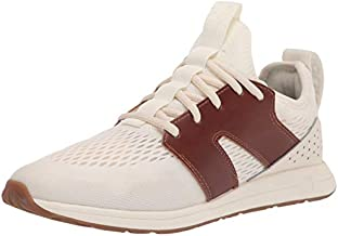 York Athletics - The Frank Trainer - Cross-Training Shoes for Men & Women, Bone & Tan, Men 10.5/ Women 12