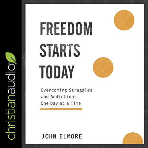 Freedom Starts Today cover art