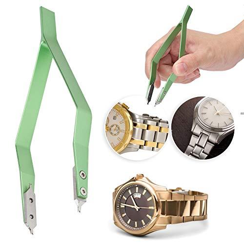 Pinzas De Metal En Forma De V, Para Reparación De Relojes Reparación...