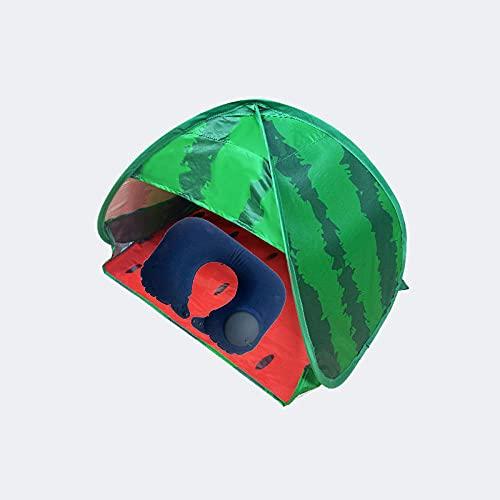 JKXWX Tienda De Reposacabezas Pop Up Mini Beach Sun Shelter Portáil Shelter Plegable Sombrilla Doble Mini Cabeza Función Teléfono Móvil Función Playa Head Sombra
