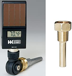Weiss Instruments, Inc. DVC-4 Digital Vari-Angle Thermometer Cover