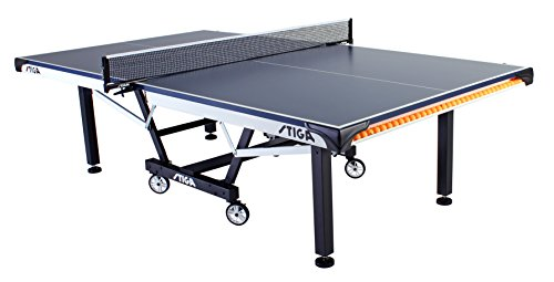 STIGA STS 420 Indoor Table Tennis Review