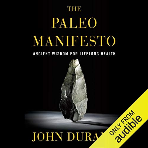 The Paleo Manifesto audiobook cover art