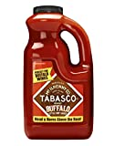 TABASCO Pepper Sauce - 64 Oz. - 1/2 Gallon (Buffalo)