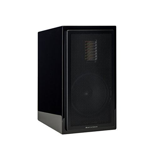 MartinLogan Motion 35XT Bookshelf Speaker (Gloss Black)