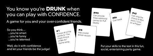 Drunk Confidence