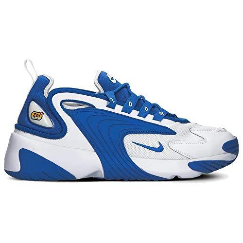 Nike Zoom 2K Blanco/Azul Royal P/E 2020 AO0269-109 - 194121 Azul Size: 43 EU