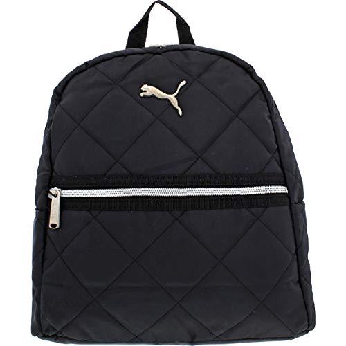 PUMA Orbital Mini Backpack Black/Silver One Size