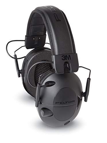 Protetor auditivo eletrônico Peltor Sport Tactical 100, NRR 22 dB, ideal para tiro e caça, TAC100-OTH