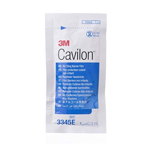 3M Cavilon Barriere-Schaumstoff-Applikator, 3 ml, 5 Stück