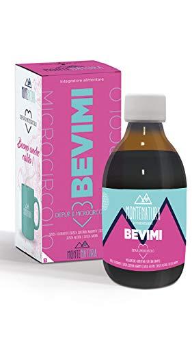 MONTENATURA - BEVIMI DEPUR & MICROCIRCLE 300ml - Purification for Blood Group B