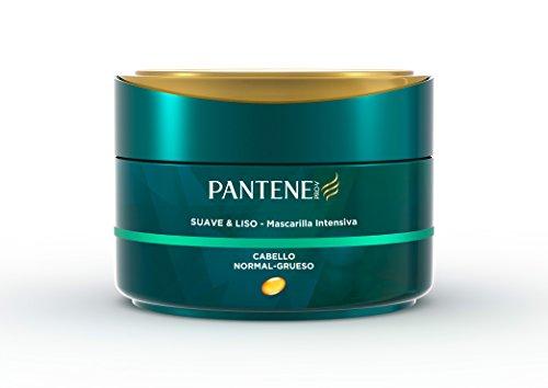 PANTENE SUAVE Y LISO mascarilla 200 ml