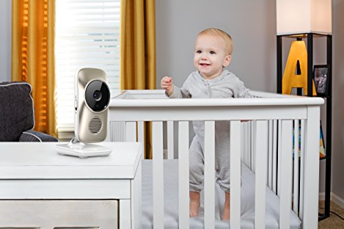 41nJIZdiIqL 12 Best Baby Monitors Under $150–$200 Review [Updated 2021]