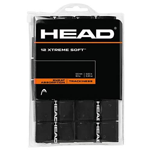 HEAD 12 Xtremesoft, Tennis Accessori Unisex Adulto, Bianco, Taglia unica