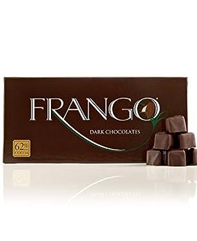 Frango Chocolates 45-Pc Box of Chocolates  Dark Chocolate