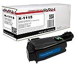 Toner Compatible Kyocera reemplaza TK-1115 para Kyocera Ecosys FS 1041/FS 1220 MFP/FS 1320 MFP negro 1600 páginas