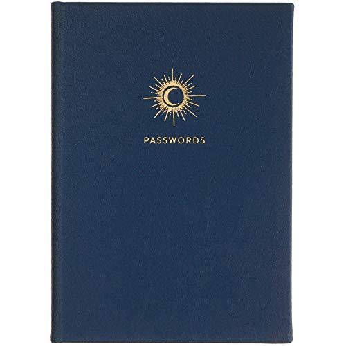 Password Keeper Logbook with Alphabetized Tabbed Pages. Keep Track of Passwords, Usernames and Licenses with This Descrete & Pocket Size Book, Hardcover, 5.75x4'