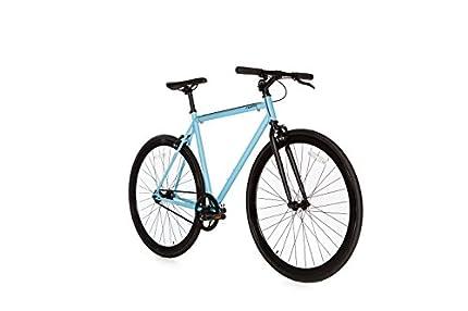 Moma Bikes Fixie, Fixed Gear & Single Speed Bicicleta, Unisex Adulto
