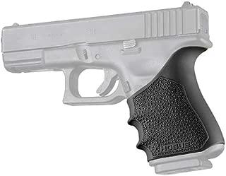 Hogue 17040 HandAll Beavertail Grip Sleeve, Glock 19 Gen 3-4, Black