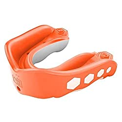 Orange Flavoured Shock Doctor Gel Max Flavour Fusion Mouthguard