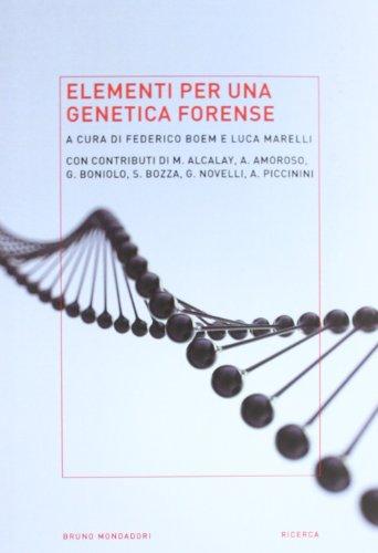 Elementi per una genetica forense