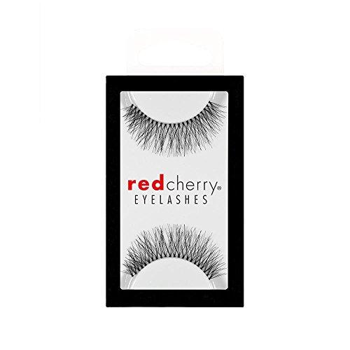 Red Cherry Eyelashes #747m (3 Pair Packs)