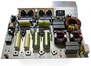 Whirlpool–platino de potencia derecha COPRECI G5para mesa de horno Whirlpool