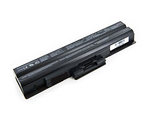 Powerforlaptop Laptop/Notebook Replace Battery for Sony Vaio PCG-3C2L PCG-3D4L PCG-3E2L PCG-7142L PCG-7173L PCG-7174L PCG-81214L VGN-CS290JAB VGN-FW139E/H VGN-FW140E/H VGN-FW170J/W VGN-FW21M