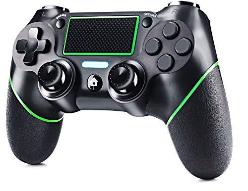 ELYCO Controller per PS4, Bluetooth Gamepad Joystick Wireless Controller di Gioco Senza Fili con Joypad del Dualshock per PS4 Slim/PRO/PS3