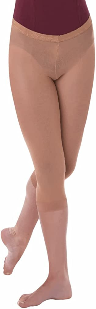 Total Stretch Low Rise Crop Tights (A35)