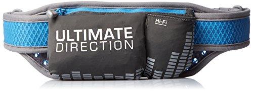 ULTIMATE DIRECTION - Ultimate Direction CINTURÓN GROOVE RECEIVER GRAPHITE - ULT-80451116GPH - M/L