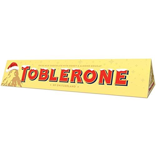 Cadbury Toblerone 360G De Leche (Paquete de 4)