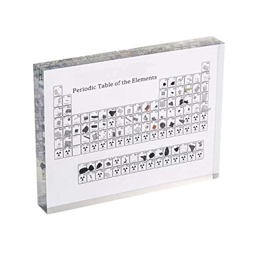 Periodensystem Der Elemente Schule Poster Weihnachtsgeschenke Acryl Periodensystem Lehrer Geburtstagsgeschenke Periodensystem ayuda Study