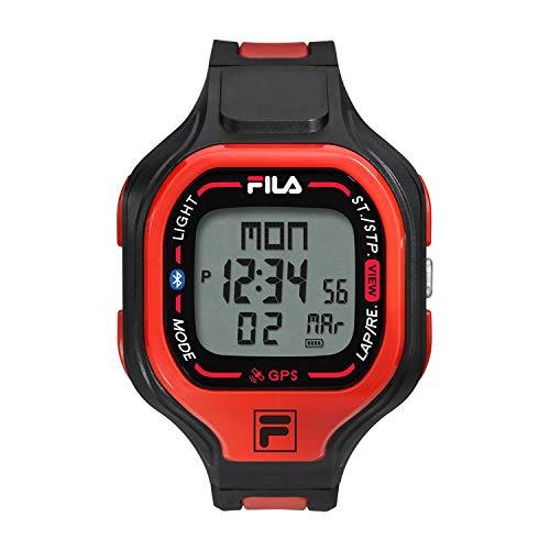 Fila - Reloj de Pulsera con Bluetooth y GPS (Unisex)
