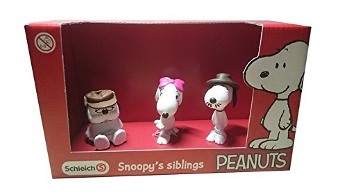 Schleich Saint-Valentin Tag Peanuts Charlie Brown Snoopy Be My Valentin 22033