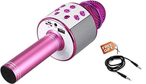 Best wireless microphone with speaker