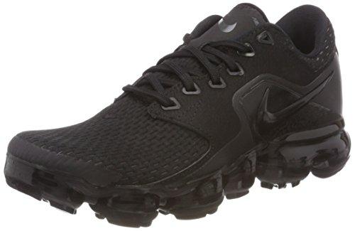 Nike Air Vapormax Gs Boys Shoes Size 4 Black
