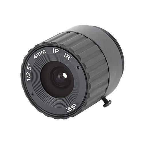 Vaste lens, lens Beveiligingscameralens Helder beeld 3MP HD voor buitenruimtes die moeten worden bewaakt