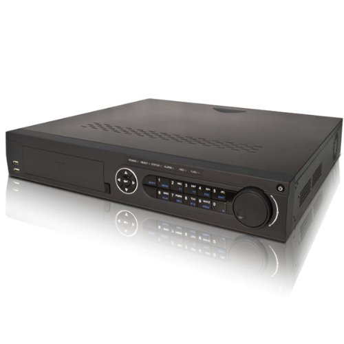 shopall 1.5U case NVR 32CH IP@160Mbps8 SATA up to 32TB eSATA 3 USB2.0