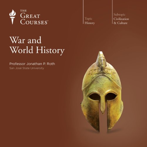 War and World History cover art