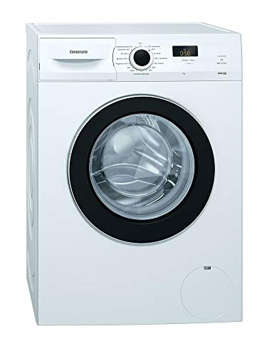 CONSTRUCTA CWF14J01 Waschmaschine Frontlader freistehend 8 kg Aquasecure EEK: D