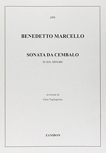 Sonata Da Cembalo In Sol Minore