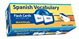 Spanish Vocabulary (Quick Study)