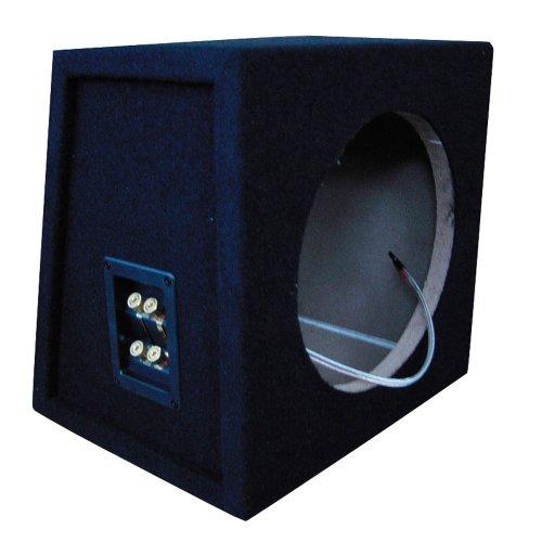 Subwoofer Leergehäuse für 10 Zoll / 25cm Basslautsprecher
